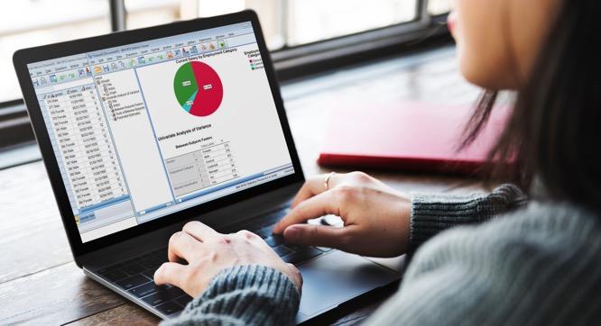 統計解析ソフトウェア IBM SPSS Statistics
