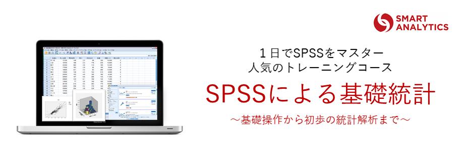 SPSSによる基礎統計