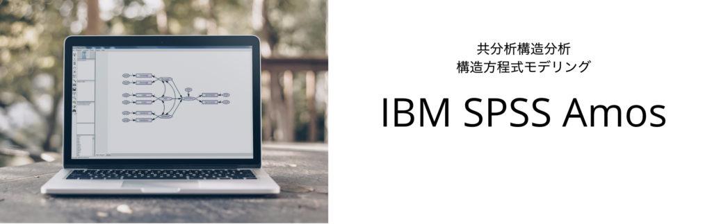 IBM SPSS Amos